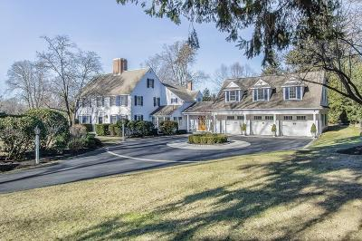 Andover Single Family Home For Sale: 10 Bancroft Road