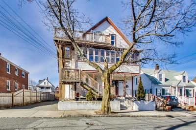Everett Multi Family Home For Sale: 18 Woodward St