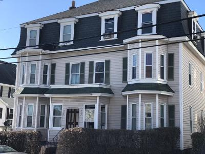 Lowell Multi Family Home Under Agreement: 247 School St