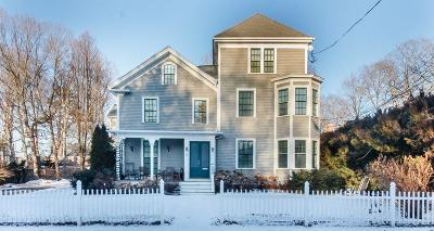 Newton Single Family Home New: 91 Central St