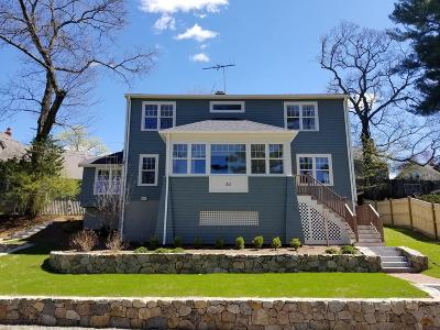 Needham Single Family Home For Sale: 50 Green St