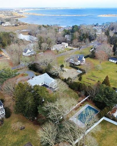 Barnstable Single Family Home New: 99 E Bay Rd