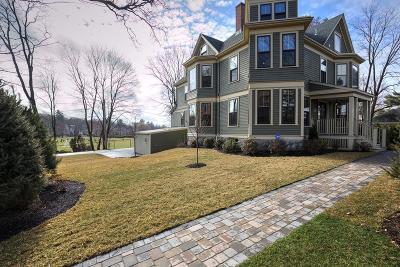 Newton Single Family Home For Sale: 84 Paul Street