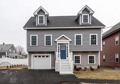 Danvers Single Family Home For Sale: 39 B Clark St