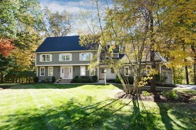 Westborough Single Family Home For Sale: 16 Kendall Dr