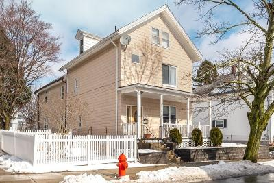 Everett Multi Family Home For Sale: 128 High St
