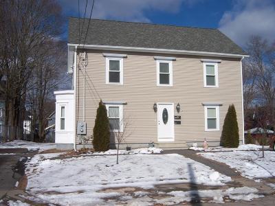 Attleboro Multi Family Home Contingent: 21 Prospect Street