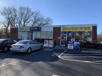 MA-Bristol County Commercial For Sale: 967 Washington Street