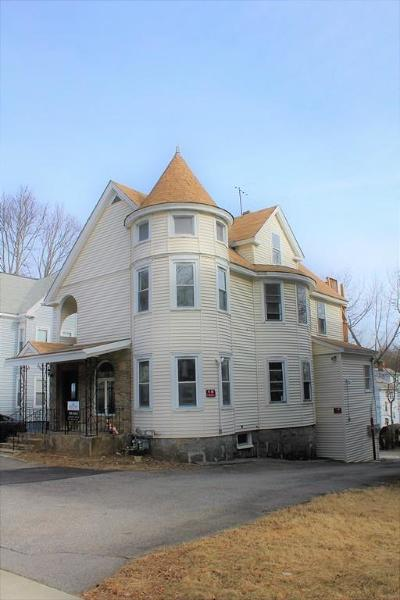 MA-Worcester County Commercial For Sale: 10 Richmond Ave