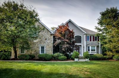 Holliston Single Family Home For Sale: 44 Pond View Rd