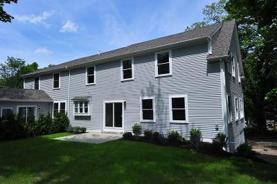 Cohasset Single Family Home For Sale: 93 Beechwood St #1