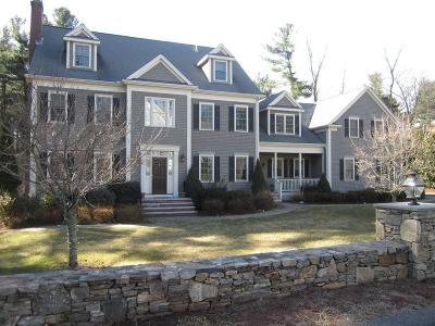 Natick Single Family Home New: 3 Jennison Circle
