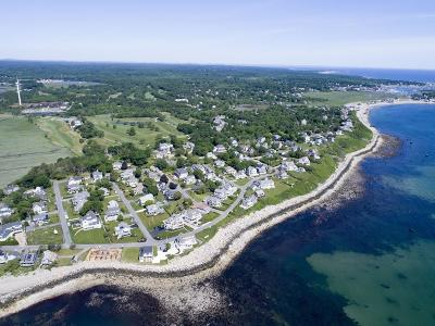 Scituate MA Single Family Home New: $1,589,000