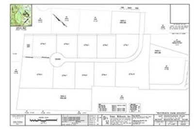 Milton Residential Lots & Land New: Lot 9 Wentworth Farms