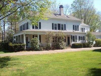 Middleboro Single Family Home For Sale: 100 South Main St