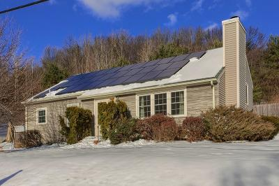 MA-Worcester County Single Family Home New: 24 Rumbrook