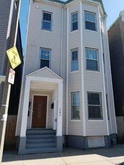 Boston, Cambridge Rental New: 101 Chelsea St. #3