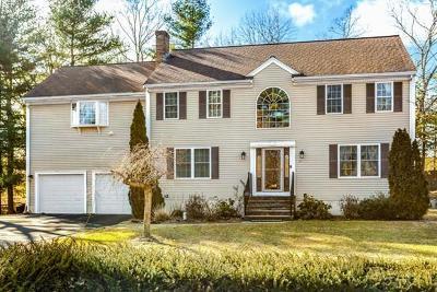 MA-Bristol County Single Family Home For Sale: 10 Stratton Rd