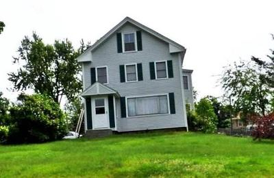 Worcester Multi Family Home For Sale: 207 Burncoat St