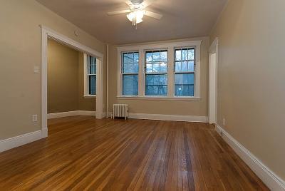 Boston, Cambridge Rental New: 28 Sidlaw Road #8