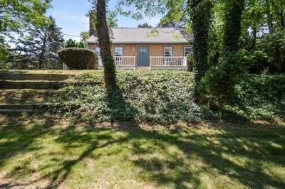 Sandwich Single Family Home For Sale: 472 Route 6a