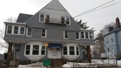Boston, Cambridge Rental New: 52 Townsend St. #2