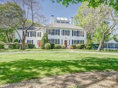 MA-Barnstable County Single Family Home New: 40 Old Kings Road