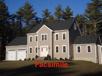 Middleboro Single Family Home For Sale: Lot 2 Whitetail Lane