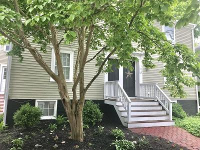 Hingham Condo/Townhouse For Sale: 194 North Street #194