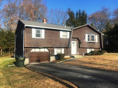 MA-Worcester County Single Family Home New: 6 Boyden Street Ext