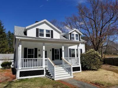 Single Family Home New: 3 Arthur Avenue