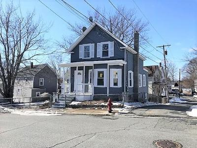 Lowell Single Family Home For Sale: 12 Morton St