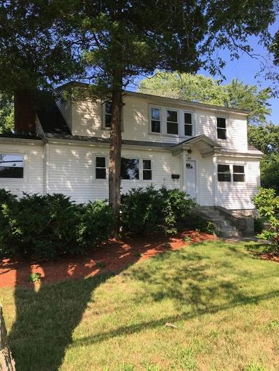 North Andover Single Family Home New: 362 Massachusetts Ave