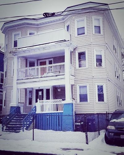 Boston Multi Family Home New: 50 Wheatlave Avenue