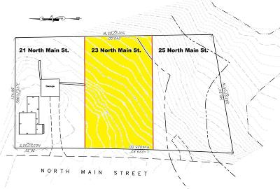Residential Lots & Land New: 23 N Main Street