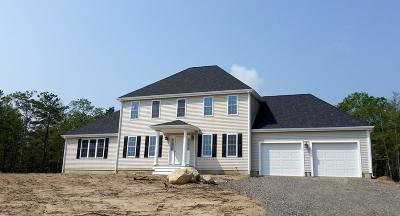 Single Family Home New: Lot 26- Blue Gill Ln