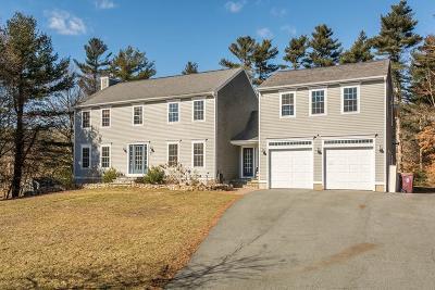 MA-Bristol County Single Family Home For Sale: 39 Beaver Dam Rd