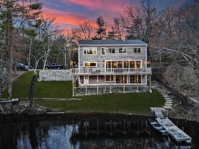 North Attleboro Single Family Home For Sale: 130 Oakridge Avenue