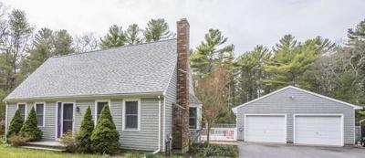 MA-Norfolk County, MA-Plymouth County Single Family Home New: 15 Morse Ct