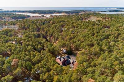 Wellfleet Single Family Home For Sale: 250 Cranberry Hollow Rd