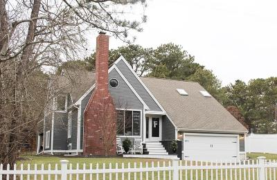 Mashpee Single Family Home New: 45 Monomoscoy Road