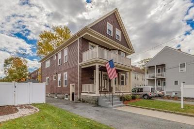 Melrose Multi Family Home New: 109 Florence St.