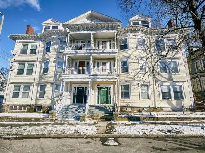 Boston Multi Family Home Back On Market: 472 Warren Street