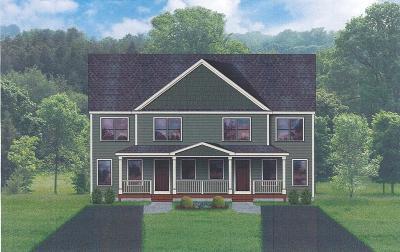 Attleboro Condo/Townhouse New: 54 Burgess Street #A