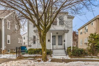 Medford Multi Family Home Under Agreement: 39 Willis Ave