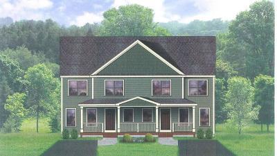 Attleboro Condo/Townhouse New: 62 Burgess Street #A