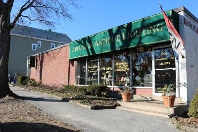 MA-Norfolk County Commercial New: 797-801 Boylston St
