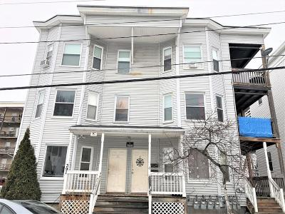 MA-Worcester County Multi Family Home New: 391 Elm St
