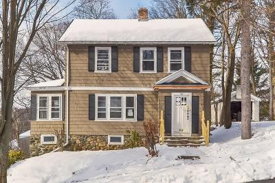 Worcester Single Family Home Under Agreement: 33 Havelock Rd