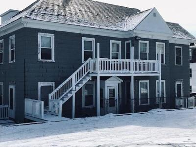 Methuen, Lowell, Haverhill Multi Family Home For Sale: 1 & 3 Jackson St